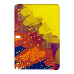 Colorful abstract pattern Samsung Galaxy Tab Pro 10.1 Hardshell Case