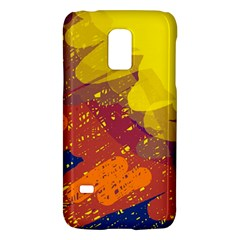 Colorful abstract pattern Galaxy S5 Mini