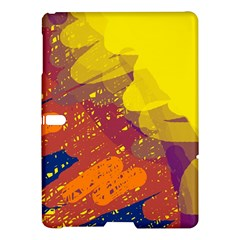 Colorful abstract pattern Samsung Galaxy Tab S (10.5 ) Hardshell Case