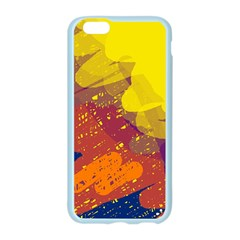 Colorful abstract pattern Apple Seamless iPhone 6/6S Case (Color)