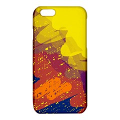 Colorful abstract pattern iPhone 6/6S TPU Case