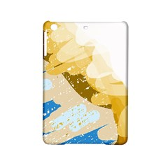 Artistic pastel pattern iPad Mini 2 Hardshell Cases