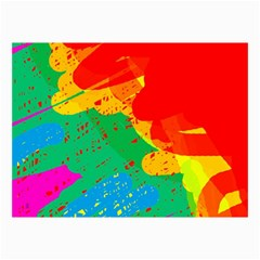 Colorful abstract design Collage Prints