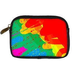 Colorful abstract design Digital Camera Cases