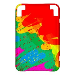Colorful abstract design Kindle 3 Keyboard 3G