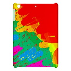 Colorful abstract design Apple iPad Mini Hardshell Case