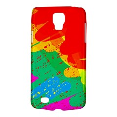 Colorful abstract design Galaxy S4 Active