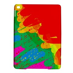 Colorful abstract design iPad Air 2 Hardshell Cases