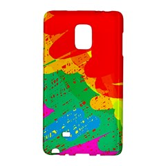 Colorful abstract design Galaxy Note Edge