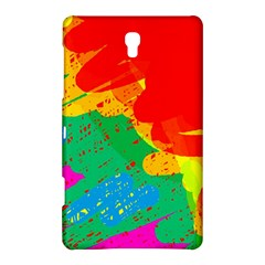 Colorful abstract design Samsung Galaxy Tab S (8.4 ) Hardshell Case