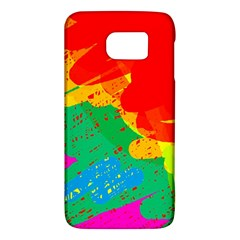 Colorful Abstract Design Galaxy S6