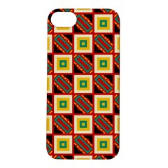 Squares and rectangles pattern                                                                                         Apple iPhone 5S Hardshell Case