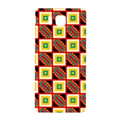 Squares and rectangles pattern                                                                                         Samsung Galaxy Alpha Hardshell Back Case