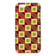 Squares and rectangles pattern                                                                                         			iPhone 6/6S TPU Case