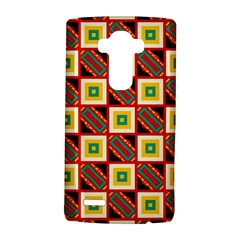 Squares And Rectangles Pattern                                                                                         			lg G4 Hardshell Case