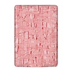 Elegant pink pattern Kindle 4