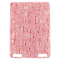 Elegant pink pattern Kindle Touch 3G