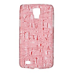 Elegant pink pattern Galaxy S4 Active