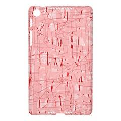 Elegant pink pattern Nexus 7 (2013)