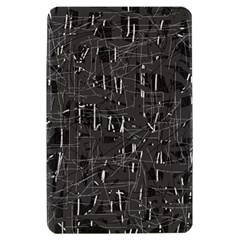 Gray pattern Kindle Fire (1st Gen) Hardshell Case
