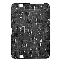 Gray pattern Kindle Fire HD 8.9