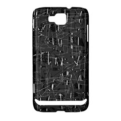 Gray pattern Samsung Ativ S i8750 Hardshell Case