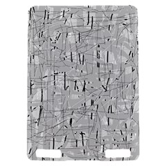 Gray pattern Kindle Touch 3G