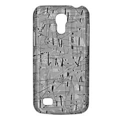 Gray pattern Galaxy S4 Mini