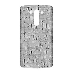 Gray pattern LG G3 Back Case