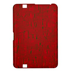 Red pattern Kindle Fire HD 8.9