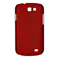 Red pattern Samsung Galaxy Express I8730 Hardshell Case