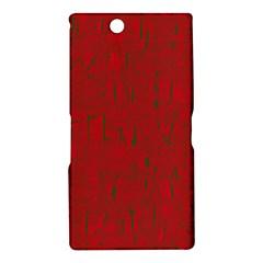 Red pattern Sony Xperia Z Ultra