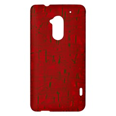 Red pattern HTC One Max (T6) Hardshell Case