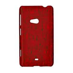 Red pattern Nokia Lumia 625
