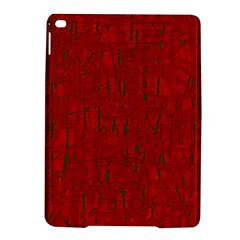 Red pattern iPad Air 2 Hardshell Cases