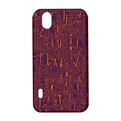Purple pattern LG Optimus P970
