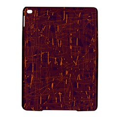 Purple pattern iPad Air 2 Hardshell Cases