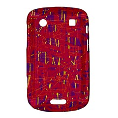 Red and blue pattern Bold Touch 9900 9930