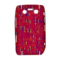 Red and blue pattern Bold 9700