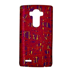 Red And Blue Pattern Lg G4 Hardshell Case