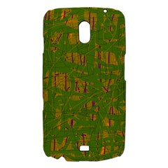 Green pattern Samsung Galaxy Nexus i9250 Hardshell Case