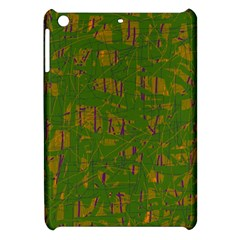 Green pattern Apple iPad Mini Hardshell Case