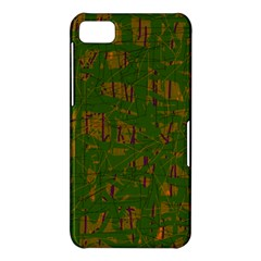Green pattern BlackBerry Z10