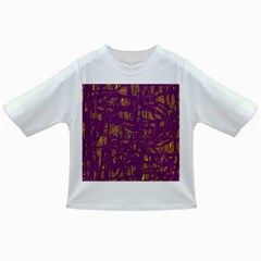 Purple pattern Infant/Toddler T-Shirts