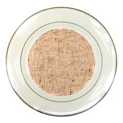 Elegant patterns Porcelain Plates