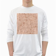 Elegant patterns White Long Sleeve T-Shirts