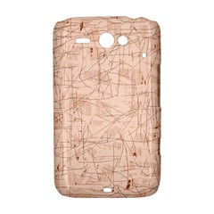 Elegant patterns HTC ChaCha / HTC Status Hardshell Case
