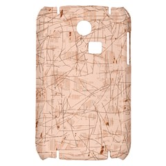 Elegant patterns Samsung S3350 Hardshell Case