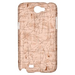 Elegant patterns Samsung Galaxy Note 2 Hardshell Case