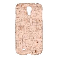 Elegant patterns Samsung Galaxy S4 I9500/I9505 Hardshell Case